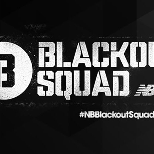 La Blackout Squad de New Balance