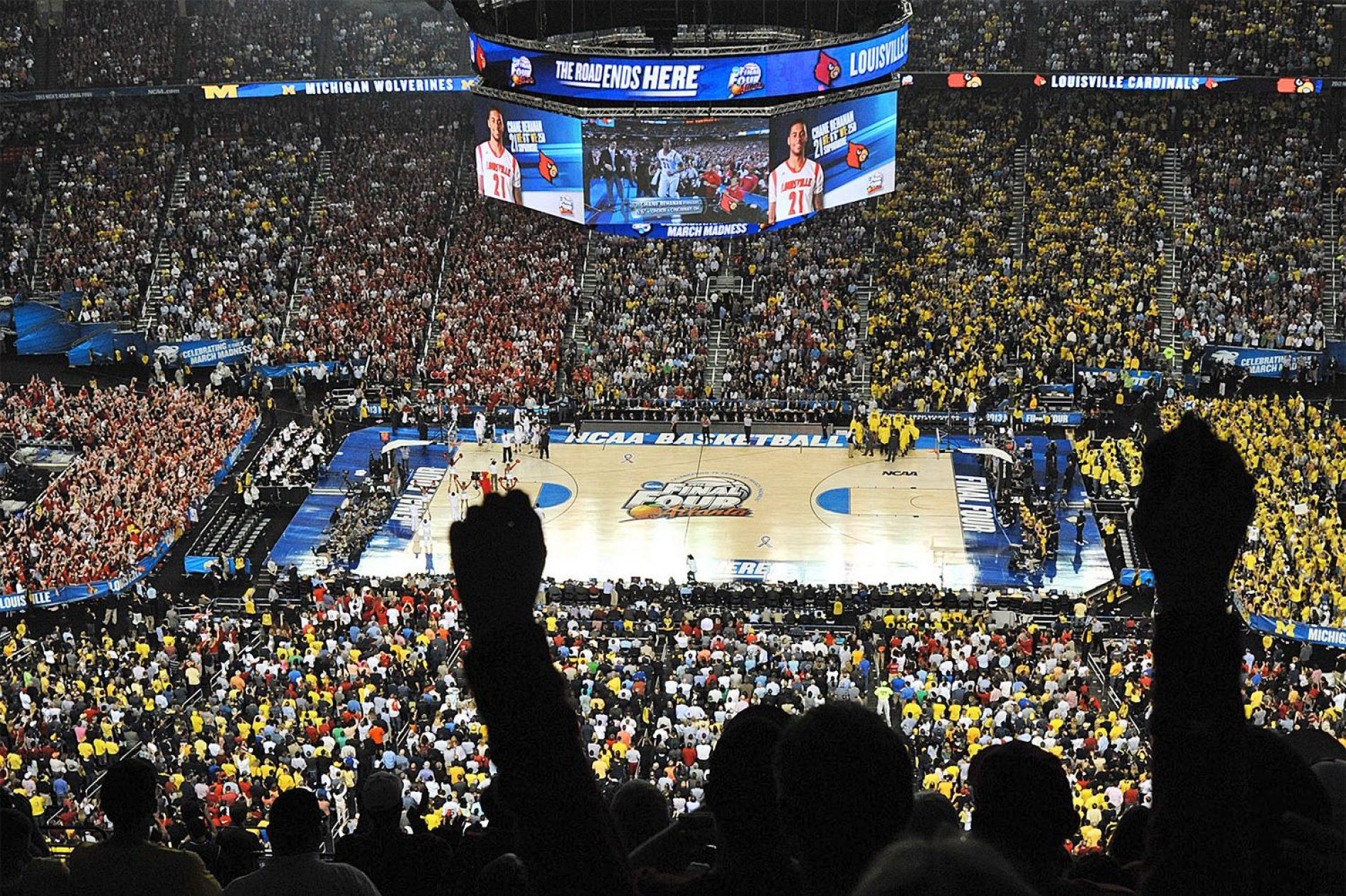 La March Madness NCAA: événement majeur du sport US