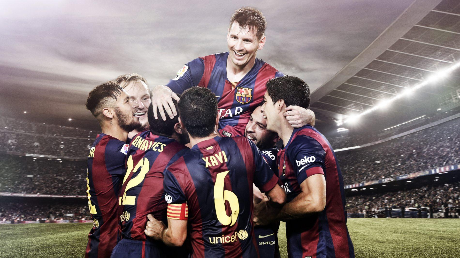 Beko met en scène les joueurs du FC Barcelona #JoinOurTeam