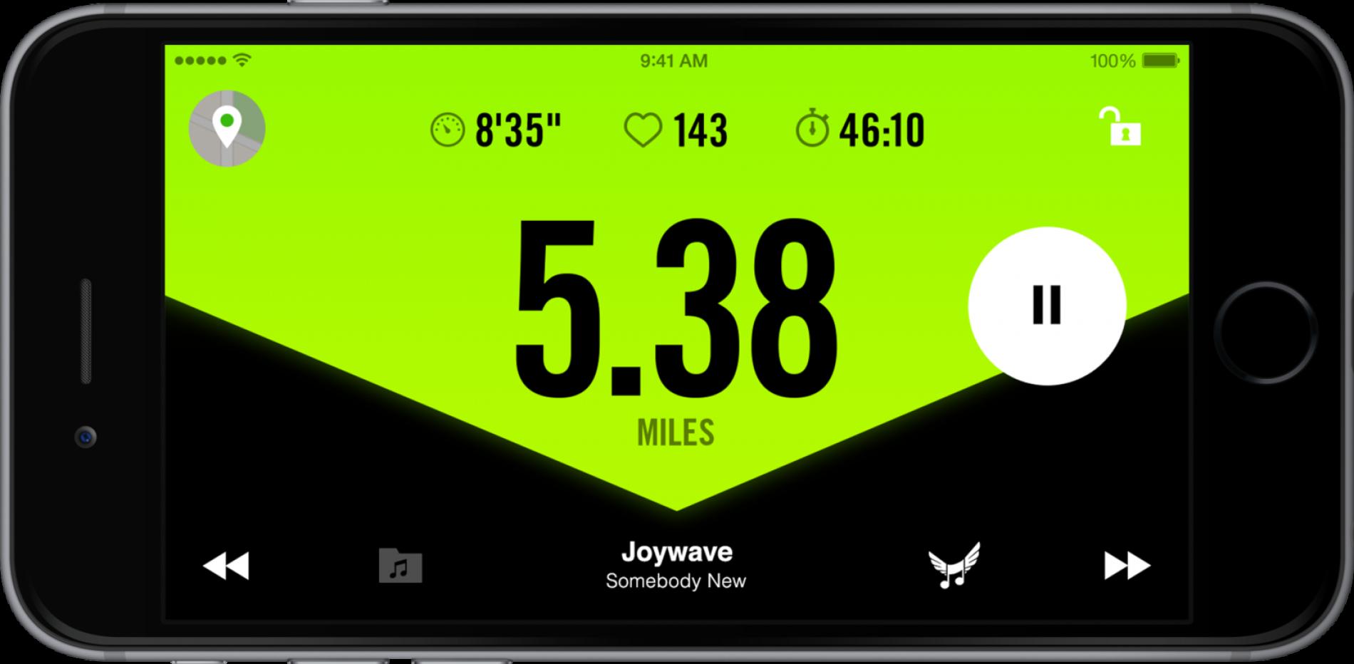 4 nouveaux partenaires pour Nike+ Running