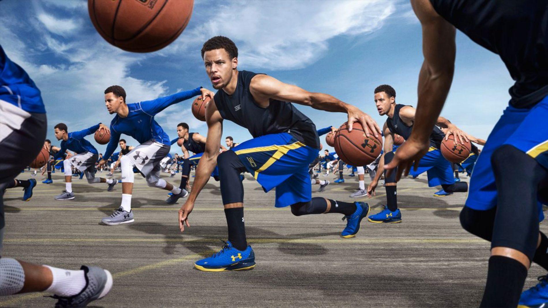 Stephen Curry l'outsider devenu MVP de la NBA et Under Armour