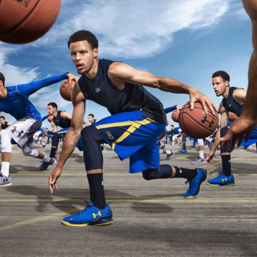 Stephen Curry l'outsider devenu MVP de la NBA et Under Armour