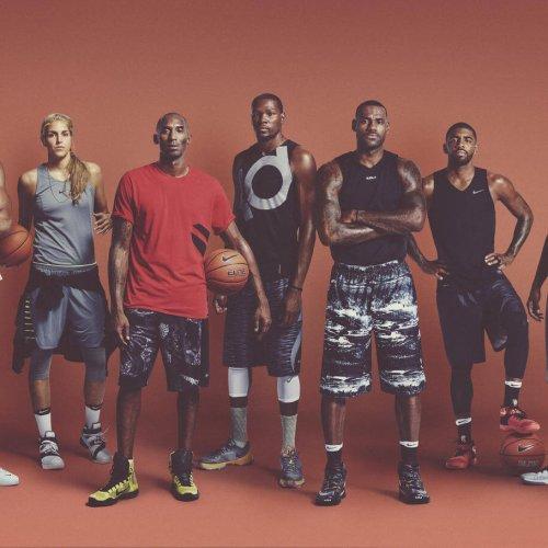 «Bring Your Game» Nike réunit les stars du basketball