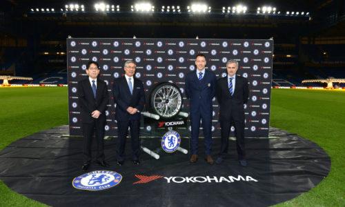 Le processus original de recherche du sponsor de Chelsea