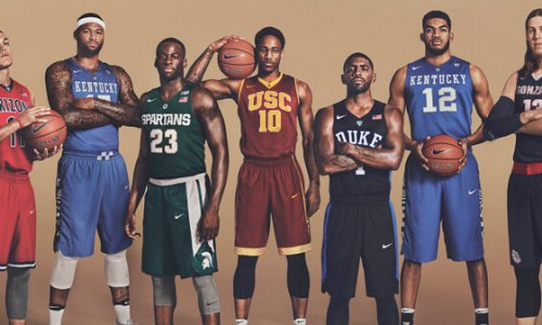 Équipementiers sportifs de la March Madness NCAA de basketball