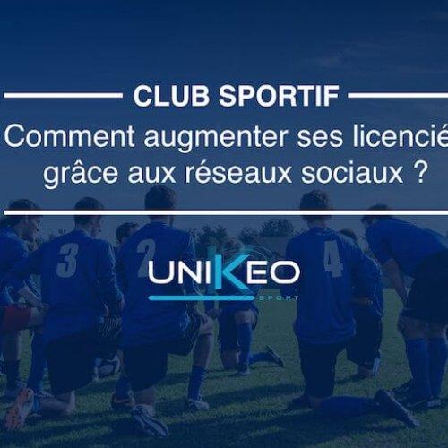 Unikeo – Formation et sensibilisation à l'utilisation des réseaux sociaux dans le sport