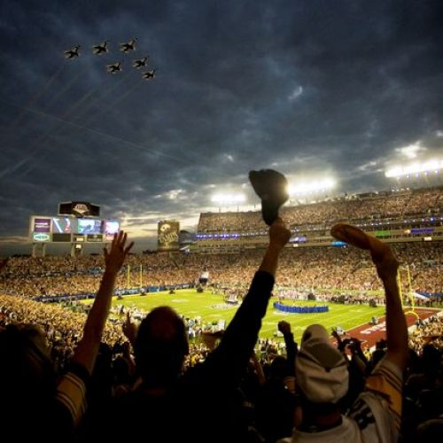 Etude sur les téléspectateurs du Super Bowl