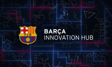 Le FC Barcelone dévoile son Barça Innovation Hub