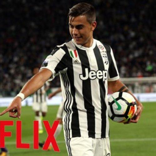 Une série de documentaires Netflix sur la Juventus de Turin