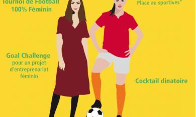 Footworking: journée pour la promotion du sport féminin et en entreprise