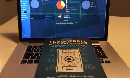 Lecture du livre «Le football est une science (in)exacte»
