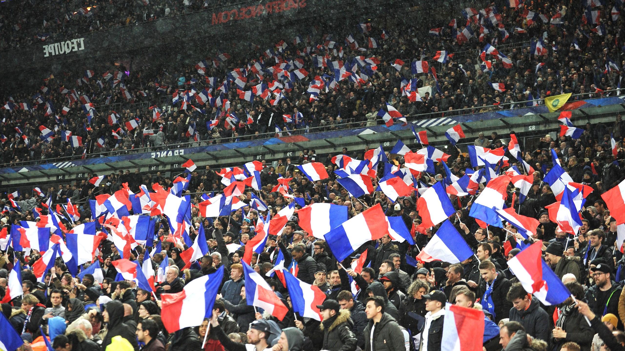 application Google Assistant pour l'Équipe de France