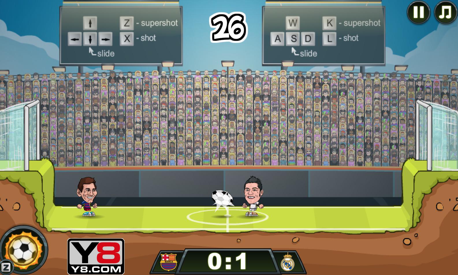 jeux de sport arcade en ligne