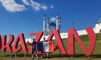 Supporters des Bleus: Récit du France-Argentine à Kazan