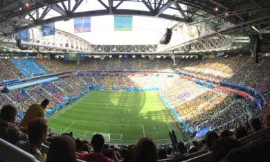 Notre aventure Coupe du Monde de Saint-Pétersbourg à Kazan
