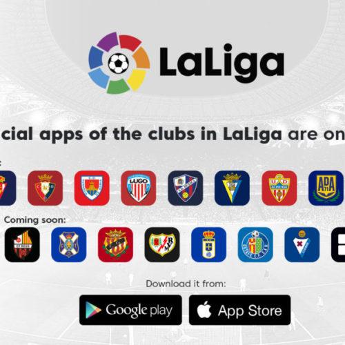 Digitalisation de LaLiga: la ligue apporte son soutien aux clubs