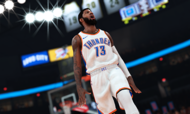 Sortie de NBA 2K19 «They Will Know Your Name»