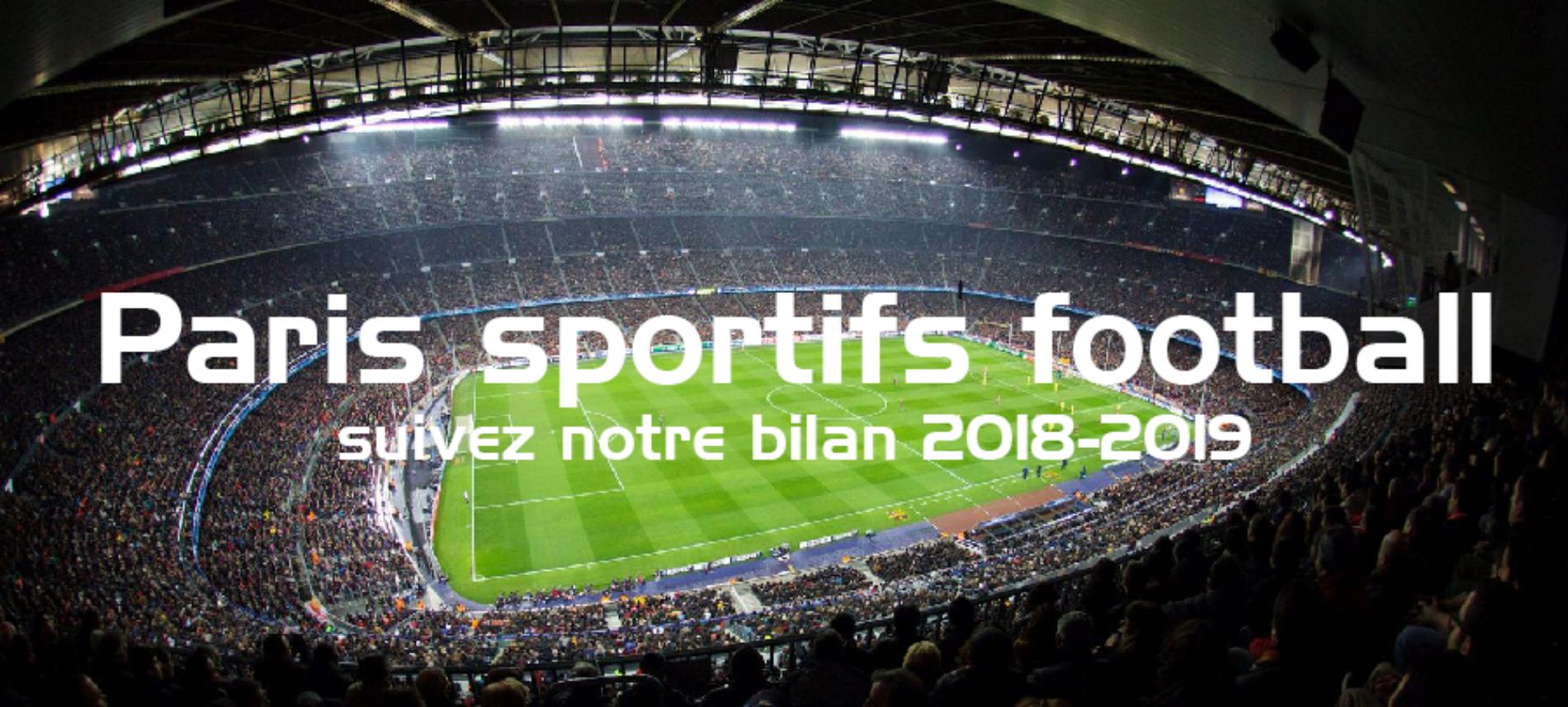 Notre bilan des paris sportifs football 2018