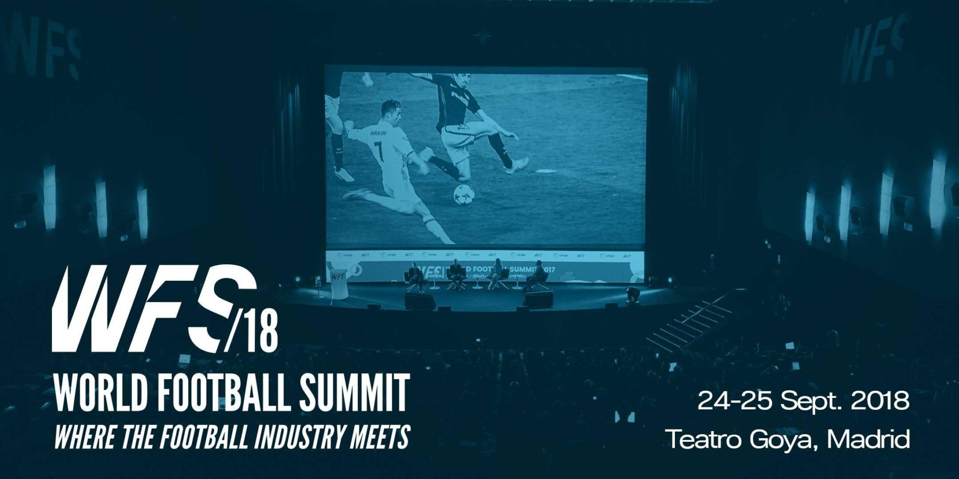 L'édition 2018 du World Football Summit de Madrid