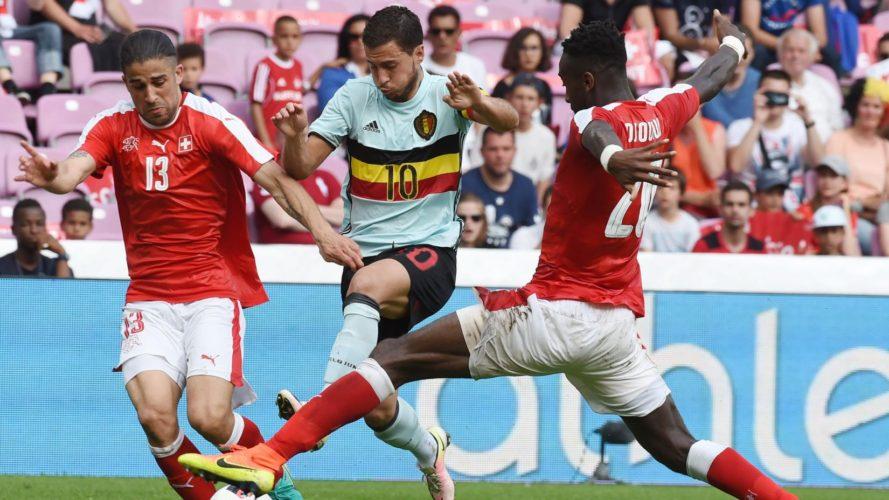 Pronostic Suisse Belgique