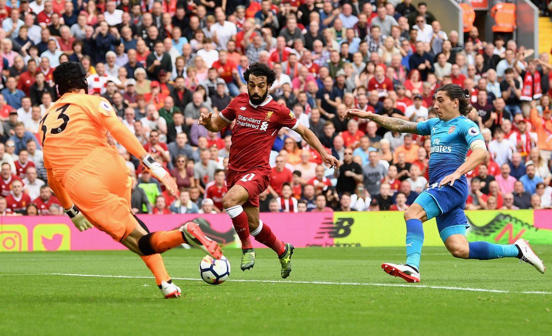 Pronostic Arsenal Liverpool