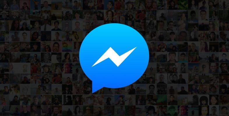 notifications sportives dans l'application Messenger