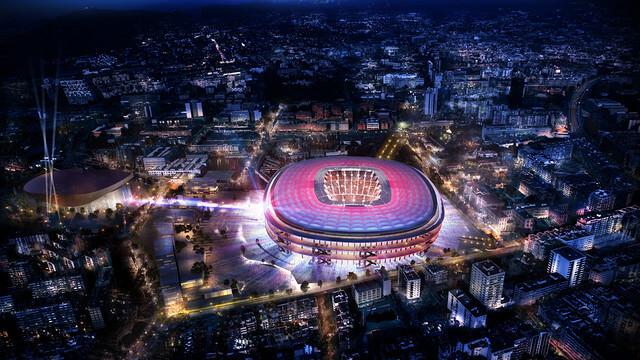 Les détails du projet du futur Camp Nou
