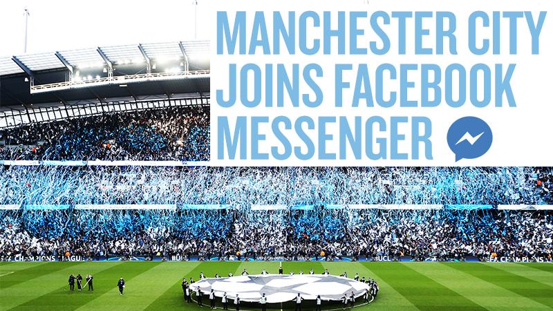 Chatbot de Manchester City