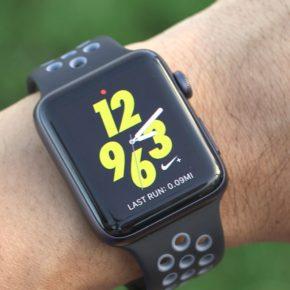 La Apple Watch Nike+ dévoilée lors de la Keynote