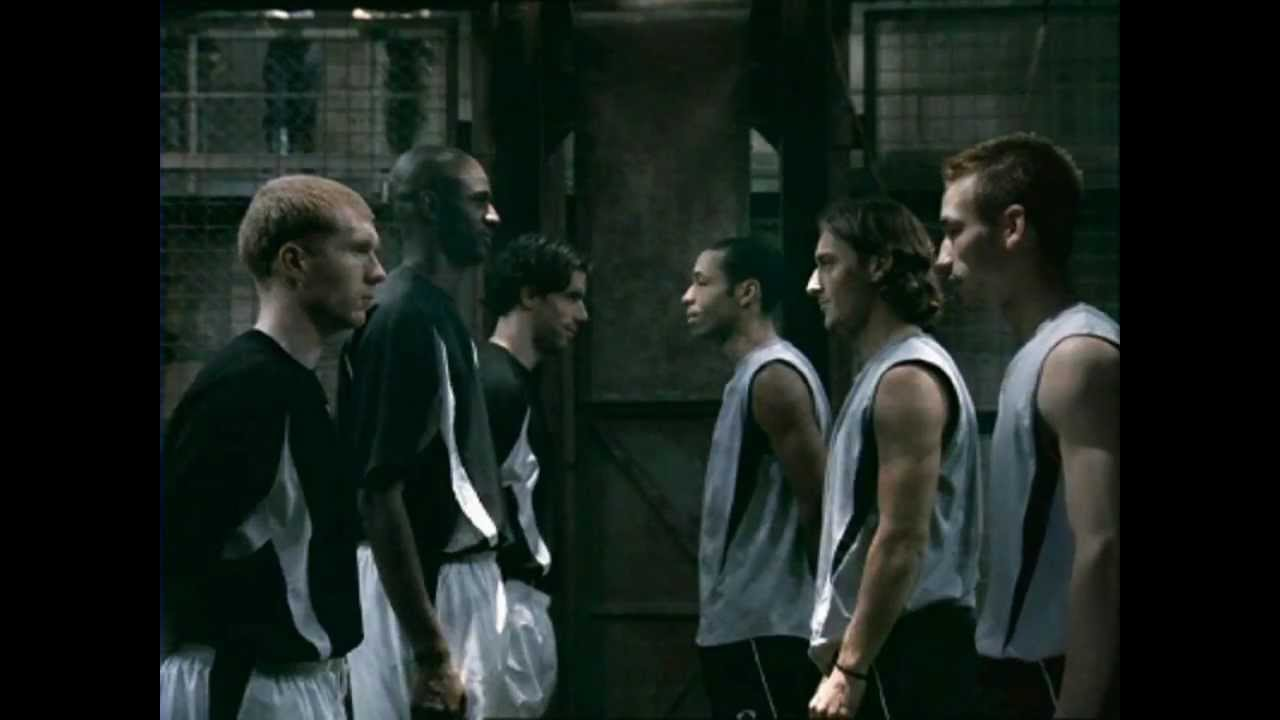 campagne marketing Nike The Cage