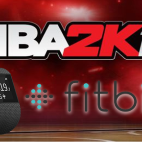 NBA 2K17 fait un pas vers l'avenir avec Fitbit
