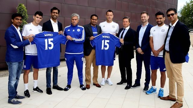 communication digitale du Chelsea FC