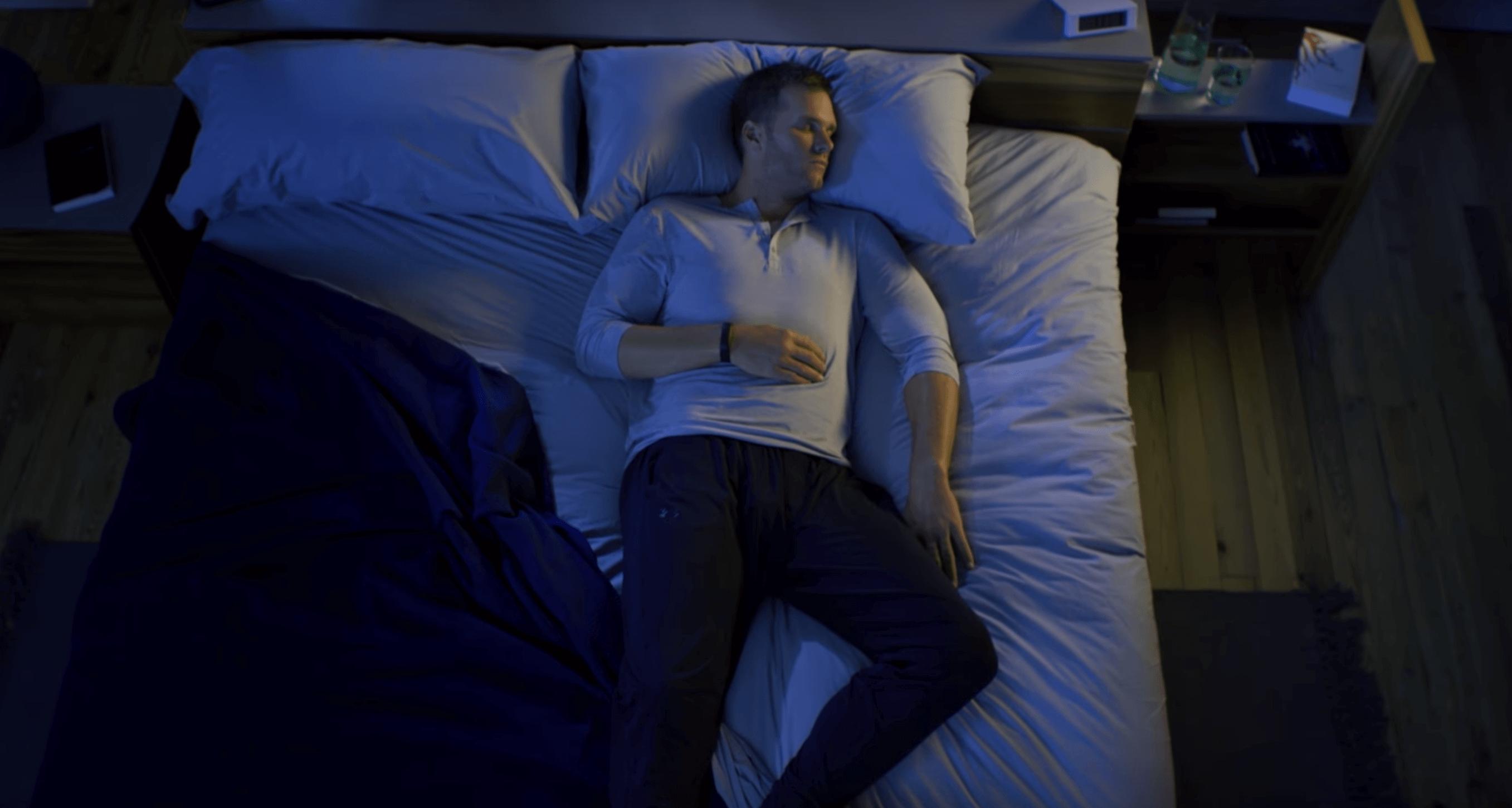 Under Armour vise à améliorer la qualité du sommeil des sportifs