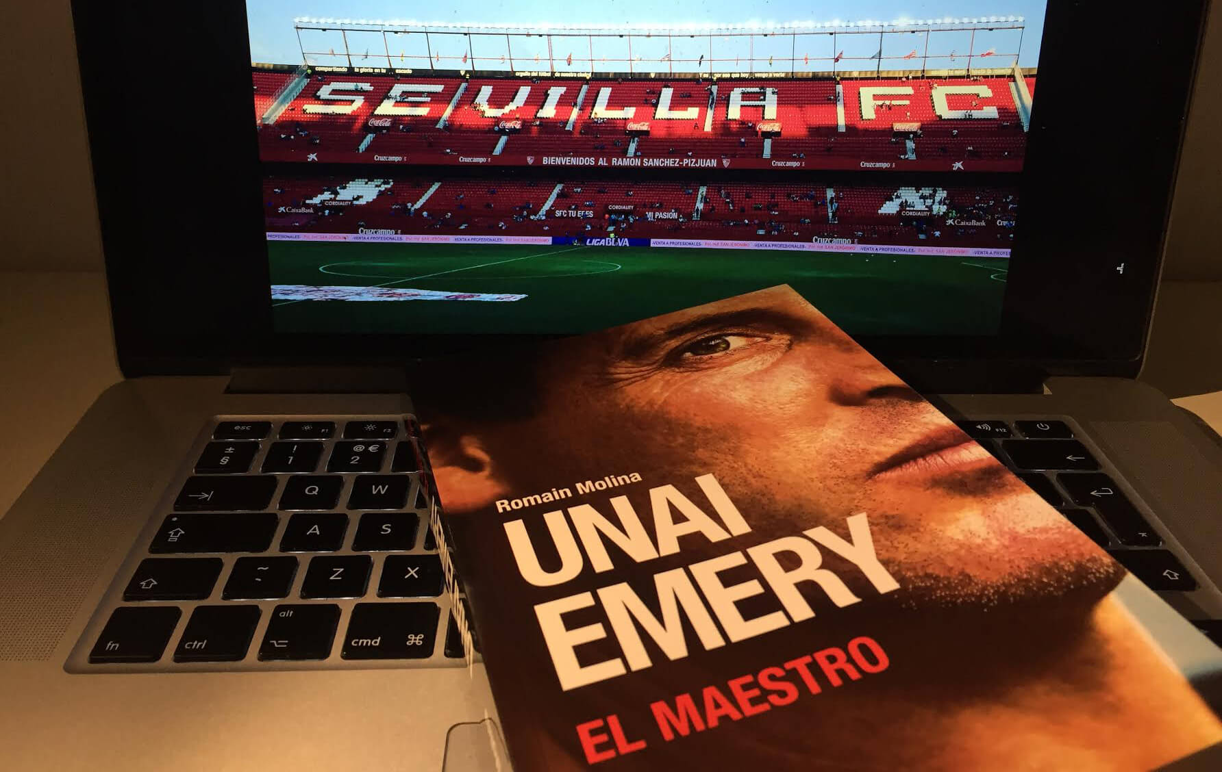 biographie d'Unai Emery