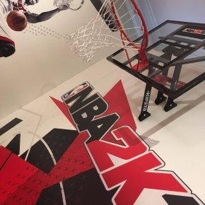 Retour sur la présentation de la référence des jeux de basketball NBA 2K18