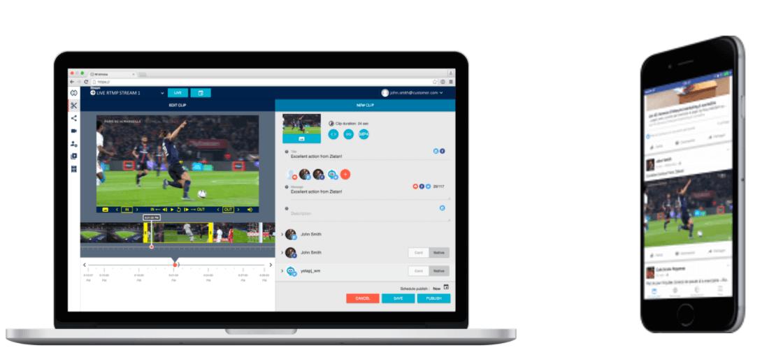 Wildmoka en charge de l'expérience fan mobile de beIN Sports France