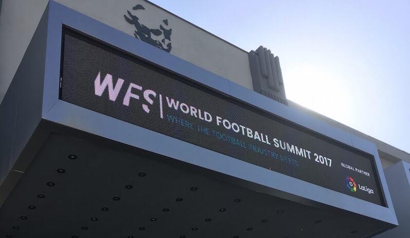 Que retenir du World Football Summit de Madrid ?