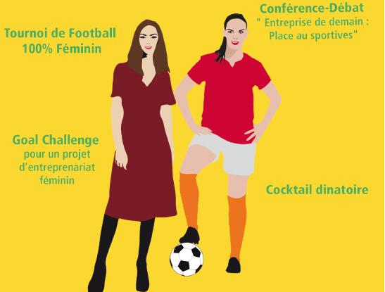 promotion du sport féminin