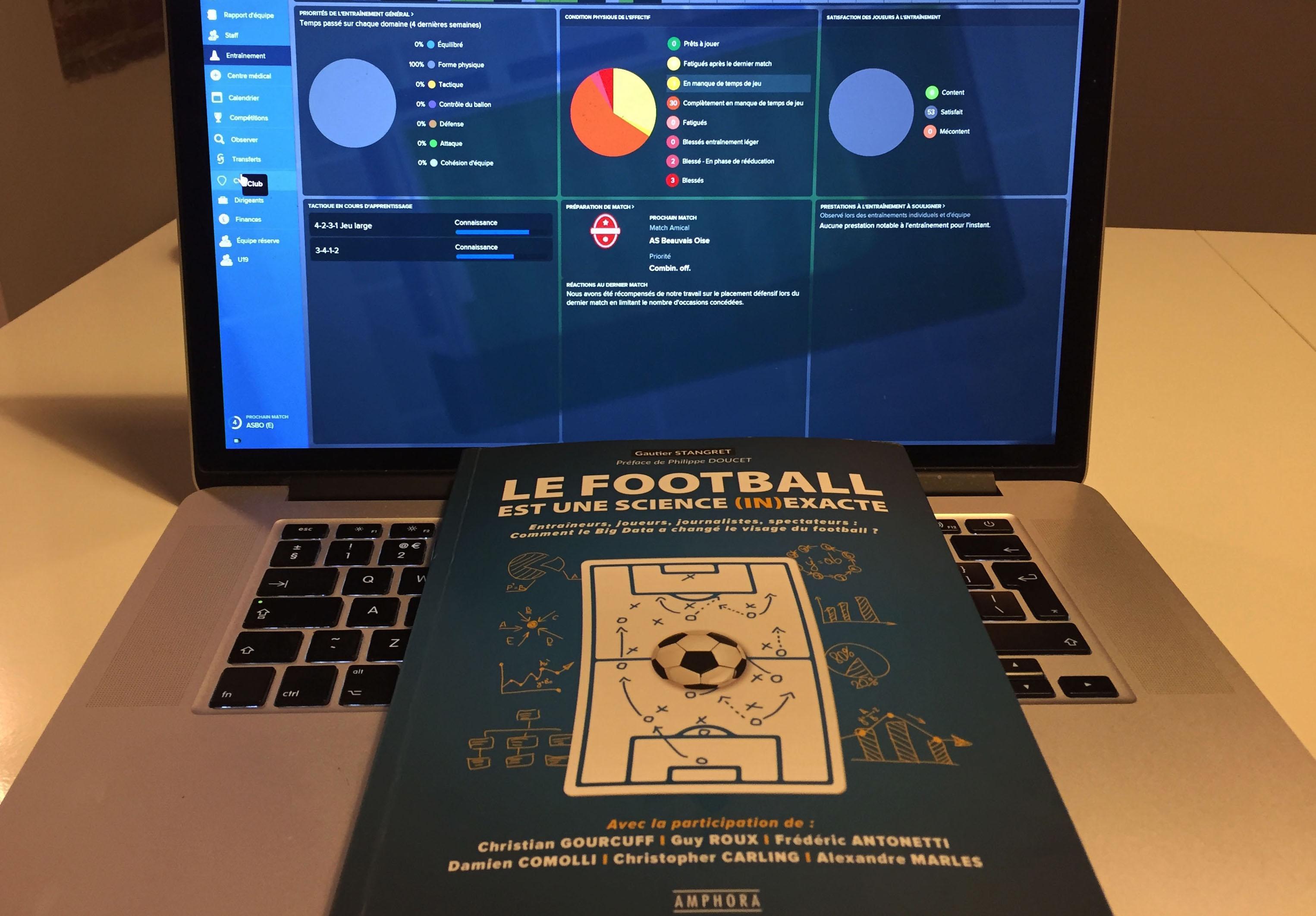 Le football est une science (in)exacte