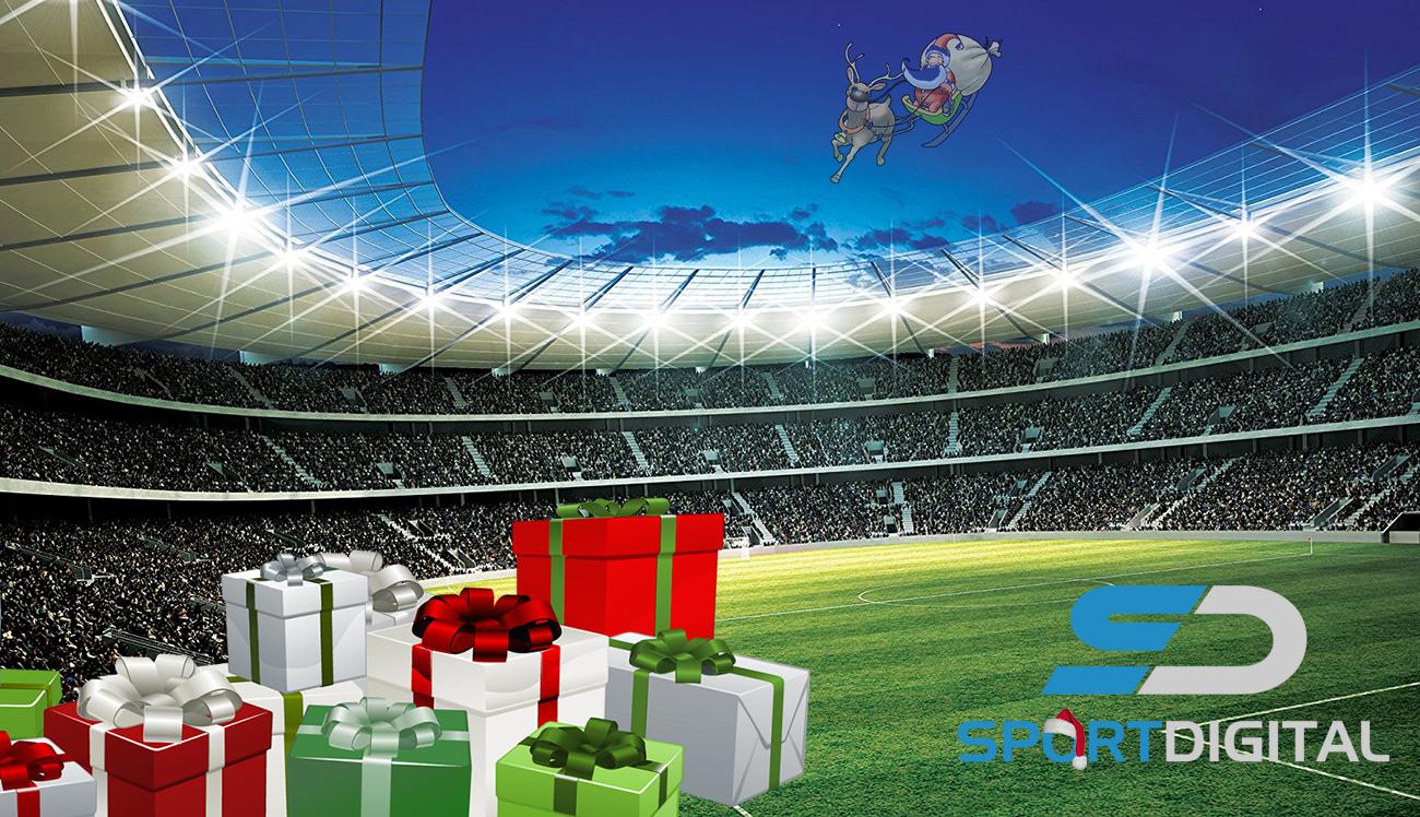 sélection de cadeaux de Noël sport