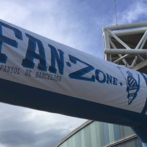Fan Experience: une fan zone destinée aux enfants au RCDE Stadium !