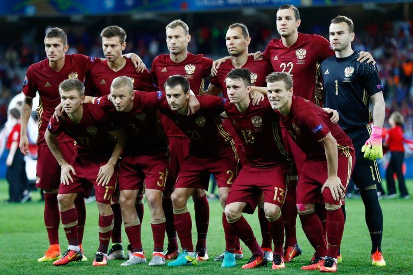 sélection nationale russe