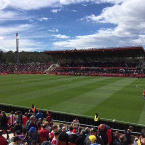 Récit de fan experience en Liga: l'Estadi Montilivi du Girona FC