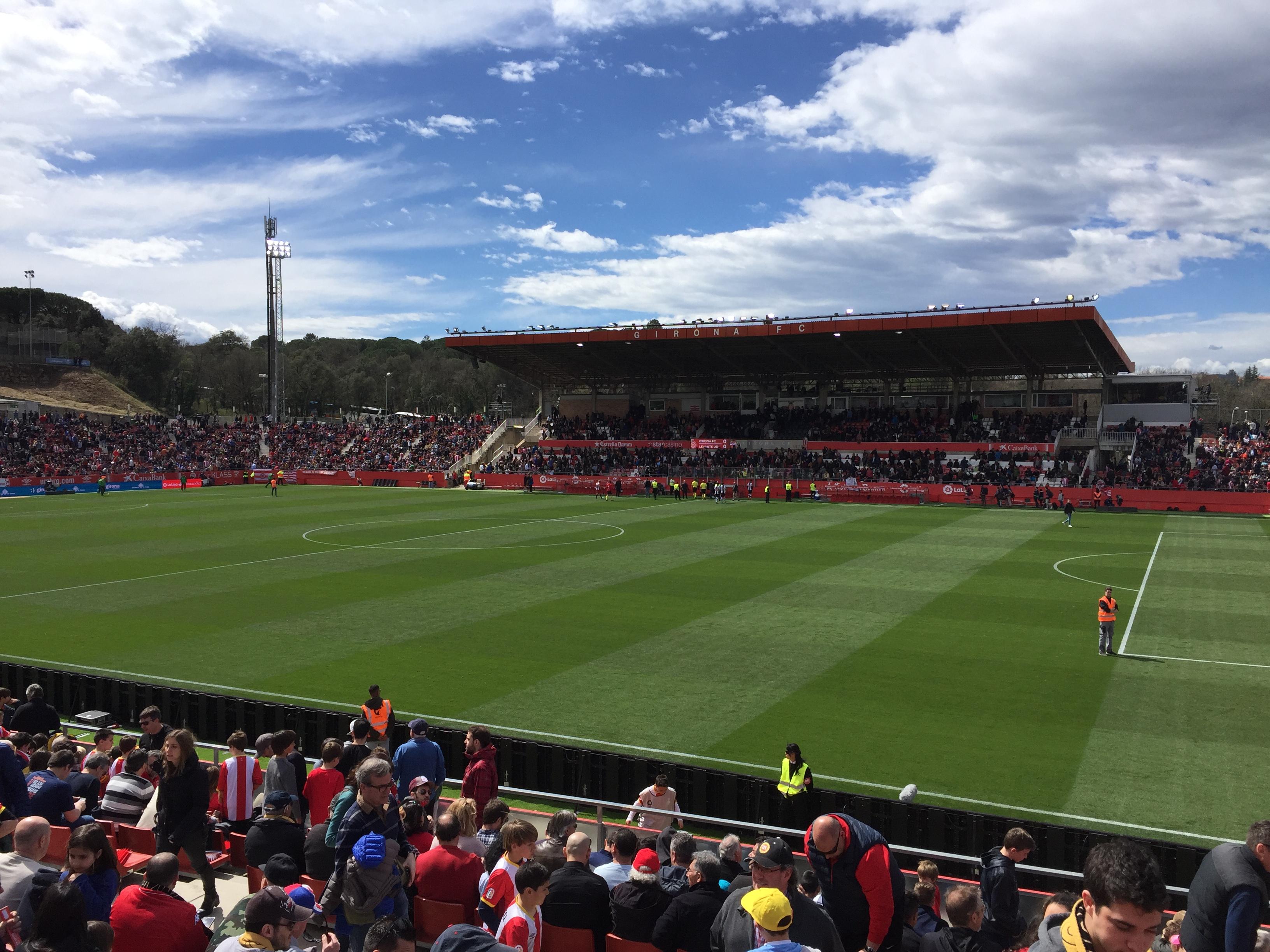 Estadi Montilivi du Girona FC