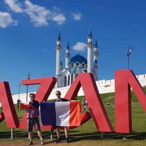 Supporters des Bleus: Récit de France-Argentine à Kazan