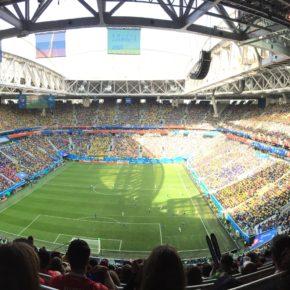 Fan experience Coupe du Monde: notre aventure de Saint-Pétersbourg à Kazan
