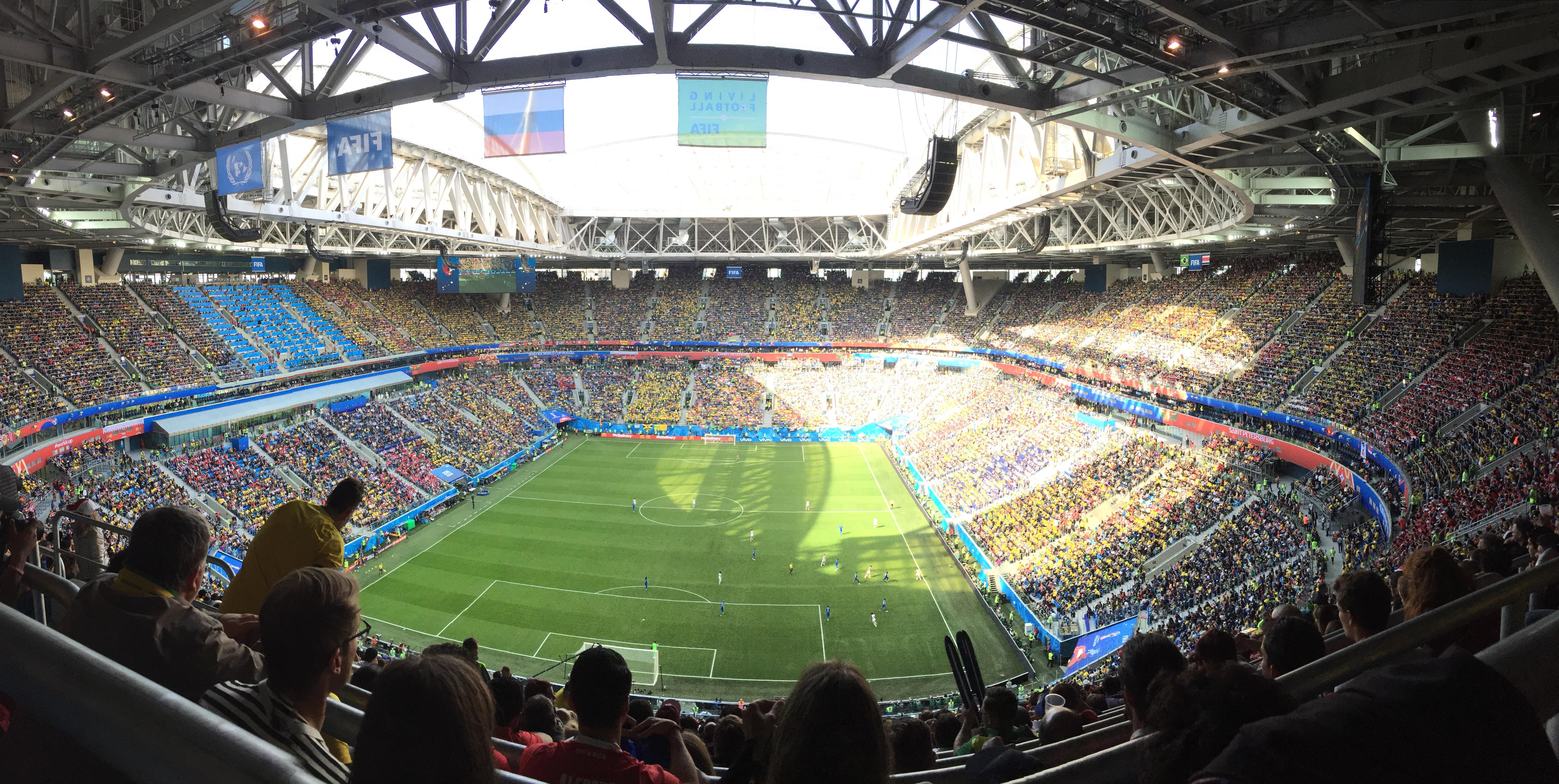 Notre aventure Coupe du Monde