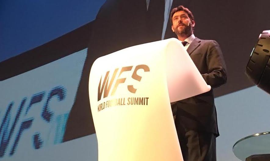World Football Summit 2018