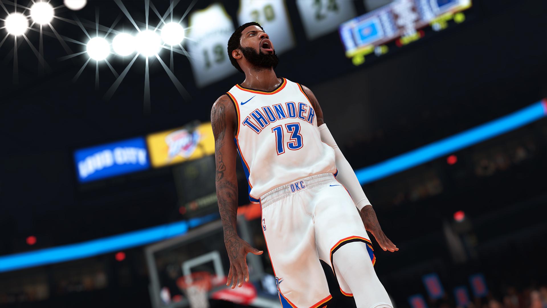 nouveautés de NBA 2K19