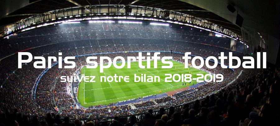 Bilan des paris sportifs football 2018